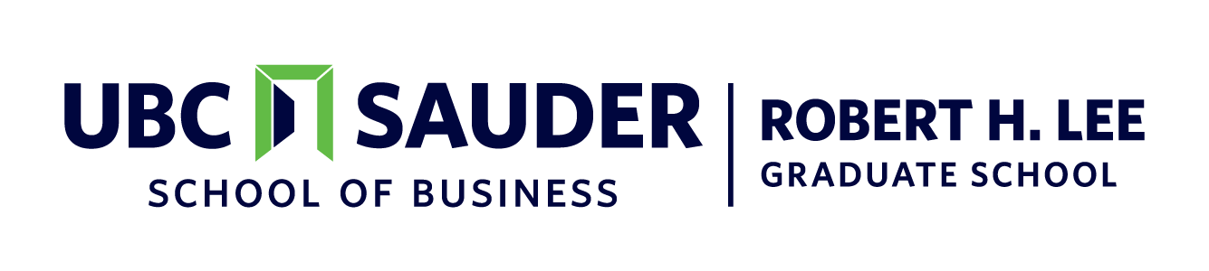 Sauder School of Business, University of British Columbia